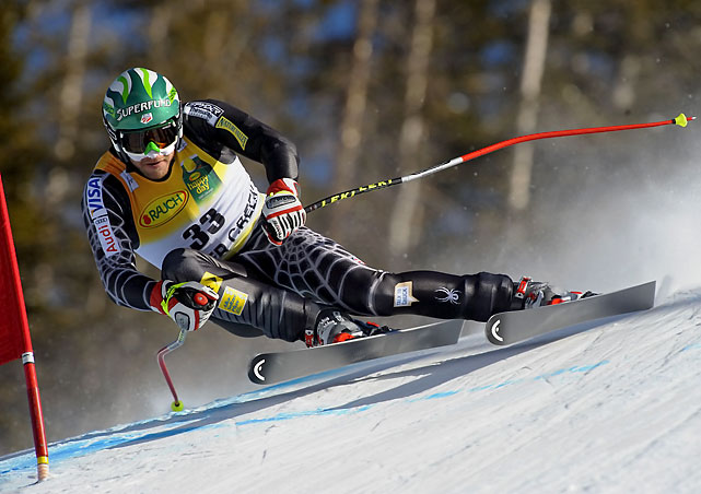 "Remembered best for his '06 Olympic flameout, Miller still remains a snow savant who ""un-retired'' in September and has steadily improved throughout the World Cup season. He's a threat to win or crash in all five races."