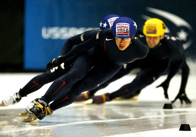 At 19, Celski has a distinct recklessness that comes with youth. That aggression nearly put a damper on his Vancouver dreams when, during Olympic Trials in September he crashed into the boards coming out of a turn and severed his left quadriceps muscle with his right skate. The reigning world champion in the 3,000 meter will see his first competition since September when he hits the oval in Vancouver, but he has admitted to feeling hesitant about skating fast.