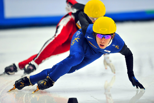 "Dubbed ""Little Ahn"" by the Korean press, the mop-top 23-year-old had two silver medal finishes in 2006 behind superstar teammate Ahn Hyun-Soo, and a gold in the medley--alongside Ahn. In Lee's first year competing at the World Cup level in 2005-06, he finished second overall, behind Ahn. But with Ahn out of the running this year after failing to qualify, look for Lee Ho to make a big name for himself."