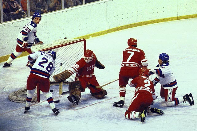 The young American team faced whom many considered to be the best hockey goaltender in the world at the time, Vladislav Tretiak.