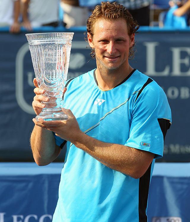 def. Marcos Baghdatis, 6-2, 7-6(4) ATP World Tour 500, Hard, $1,165,500 Washington, D.C.