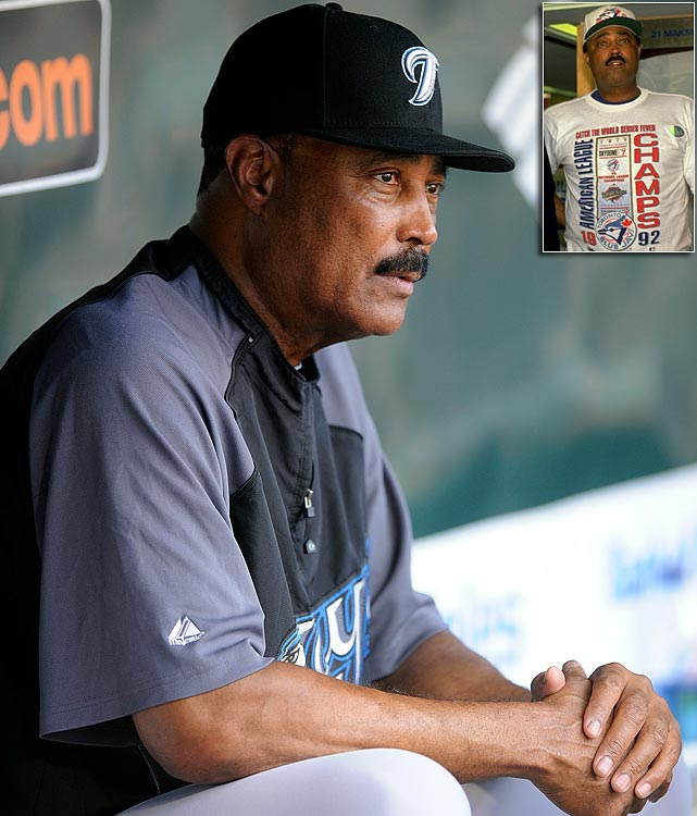Cito Gaston announced after last season he would manage one final year to fulfill his contract. He managed the Blue Jays for two stints: from 1989 to '97 and again from 2008 to 2010. He won back-to-back World Series titles in 1992 and 1993, becoming the first African-American manager to win a World Series.