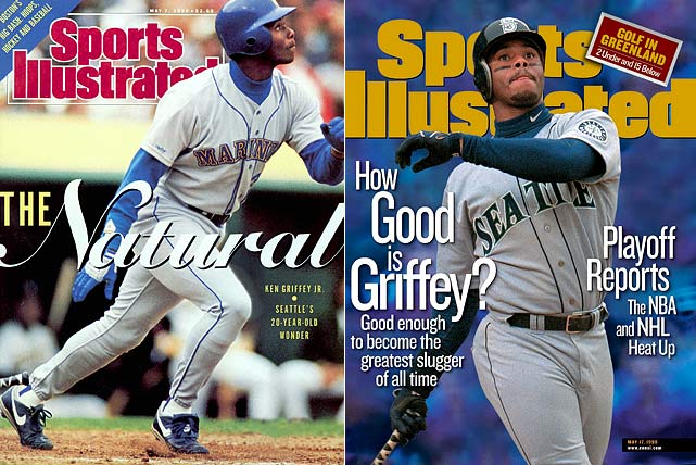A 13-time All-Star, winner of 10 consecutive Gold Gloves and the 1997 AL MVP, Griffey ends his career as sixth on the all-time home run list with 630. The No. 1 overall pick in the 1987 draft, Griffey played 22 seasons with the Mariners, Reds and White Sox.