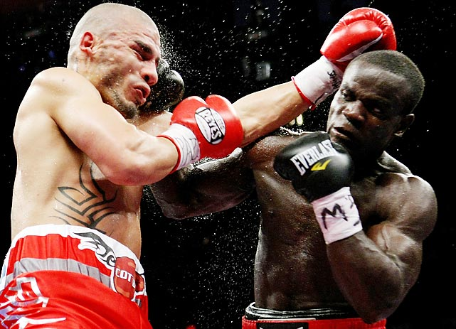 Clottey, who fights Manny Pacquiao for the WBO welterweight championship on Saturday, March 13 (9 p.m., HBO PPV), is the latest in a proud lineage of built-tough fighters from Ghana like David Kotei, Floyd Robertson and Clement Quartey. Here are five others.