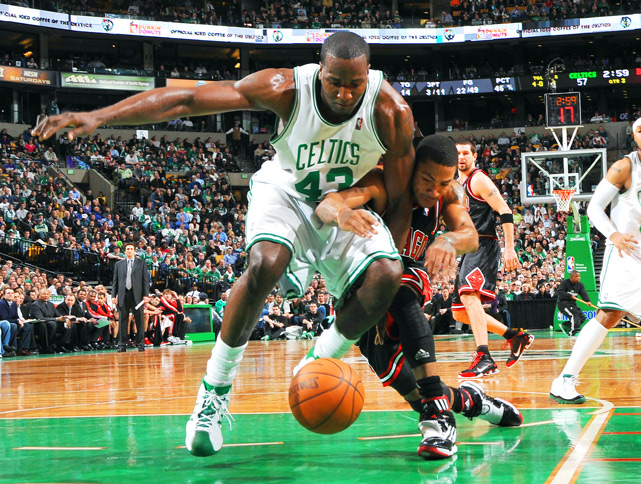 According to some of his fellow players, Kendrick Perkins gives Beantown a whole new meaning.