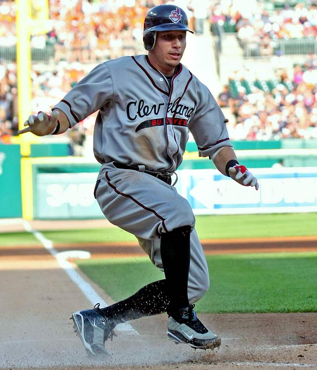 Forget about homers and RBIs, Cabrera is a reasonable lock to surpass 90 runs, 20 steals and a .295 batting average this season for a sneaky-good Indians club. And that alone gets him ranked over guys with the potential to be great but may have a greater talent waiting in the wings.
