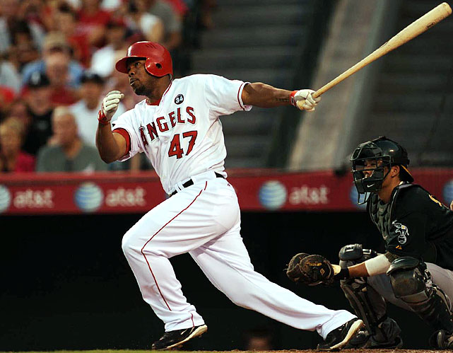 Even at 27, Kendrick has no established fantasy ceiling -- or floor, for that matter. He could hit 15 HRs, hit .300 and score 85 runs this season, surprising no one. Conversely, he could go single-digits in homers and steals and hit a soul-crushing .255 -- also a surprise to no one. Perhaps that explains why he's barely getting more love than Milwaukee's oft-injured, sometimes-anemic hitter at the position.