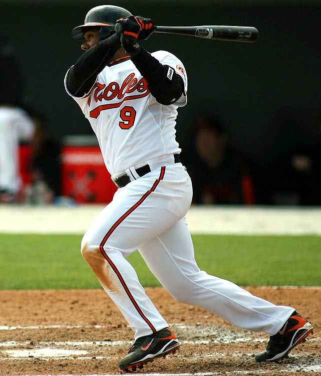 After a two-year sabbatical away from Camden Yards, the 35-year-old stud is back to reclaim his lofty perch amongst the fantasy elite. And he'll certainly do that upon repeating his 2009 production (14 HRs, 86 RBIs, 83 runs, 5 steals, .313 average). <br><b>Projections: <br>16 HRs, 74 RBIs, 79 runs, 3 steals, .304 average.</b>