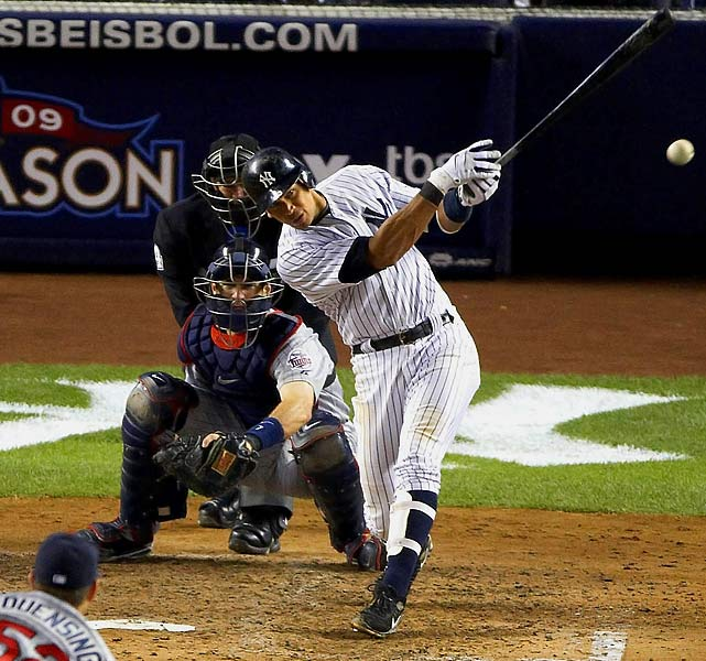 For obvious reasons, we're going to ignore A-Rod's monster 2007 season (54 HRs, 156 RBIs, 143 runs, 24 steals, .314 BA) and focus on the last two years as the jumping-off point for 2010. That aside, he's still the No. 1 player at his position -- and most likely the No. 3 choice in all drafts.<br><b> Projections: <br>41 HRs, 108 RBIs, 101 runs, 11 steals and .303 average.</b>