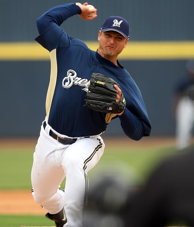 Hoffman can create a class of his own this season as nine saves would make him the only man in baseball history to amass 600 for a career. Considering the Brewers back-end man has notched at least 30 saves in each of his last six seasons, it should be no sweat.
