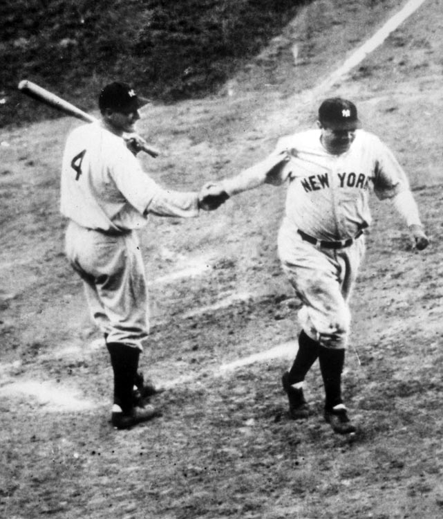 With Ruth and Gehrig leading the way, they scored 1,002 runs and swept the World Series.