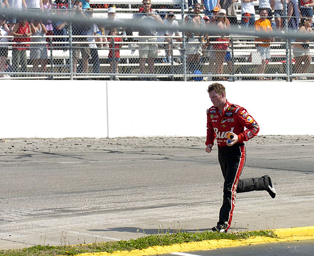The 2004 season was Junior's most successful to date, with a career-high six victories, including the Daytona 500.