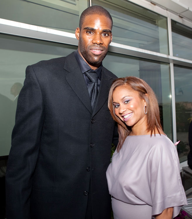 Antawn Jamison and wife Ione Rucker Jamison, a graduate of Spelman College in Atlanta, have two children.  Send comments to siwriters@simail.com