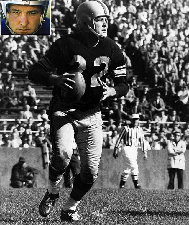Layne cursed Detroit upon his deal to Pittsburgh in 1958 (said to be the reason why the Lions have not won a championship since he left). With the Steelers, he returned the franchise to respectability, but was bitterly disappointed by his failure to win an NFL crown.