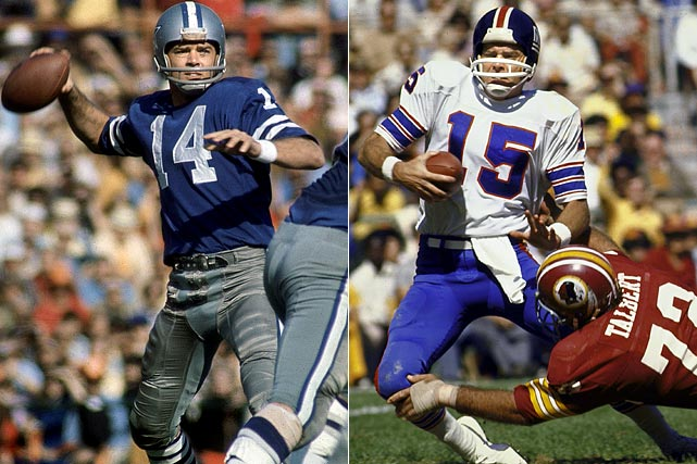 A Super Bowl starter in Dallas, Morton became little more than a tackling dummy during his two-and-a-half seasons with the awful Giants. He later emerged in Denver, where he led the 1977 Broncos to the Super Bowl only to lose to the Cowboys.