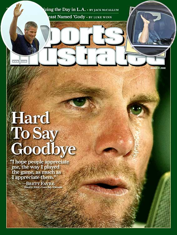 Brett Favre's August 2008 flight from Mississippi to training camp in Green Bay was national news as was his August 2009 flight from Mississippi to Minnesota, both because he had indicated earlier that he was retiring from football. Love him or hate him, his two comeback decisions have been full of drama.    Who would you add to the list? Send suggestions to siwriters@simail.com