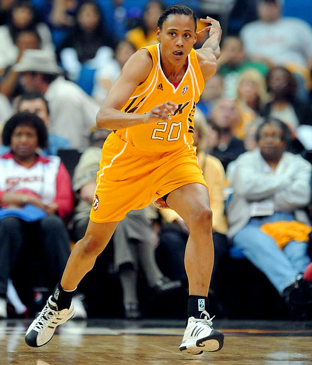 Former Olympic track star Marion Jones, who was stripped of the five medals she won in Sydney for steroid use and who served six months in prison for lying to prosecutors, made a return to the sports world in May 2010 with the Tulsa Shock of the WNBA. She played fewer than four minutes in the season opener, which came more than 10 years after she helped North Carolina win the 1994 NCAA Championship.
