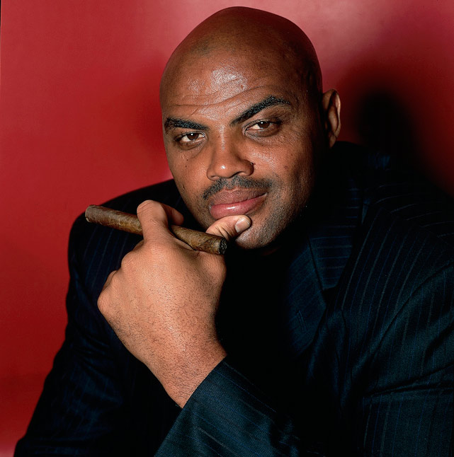 "Barkley poses for a portrait in February 2002. Barkley released a memoir that year titled ""I May Be Wrong, But I Doubt It."