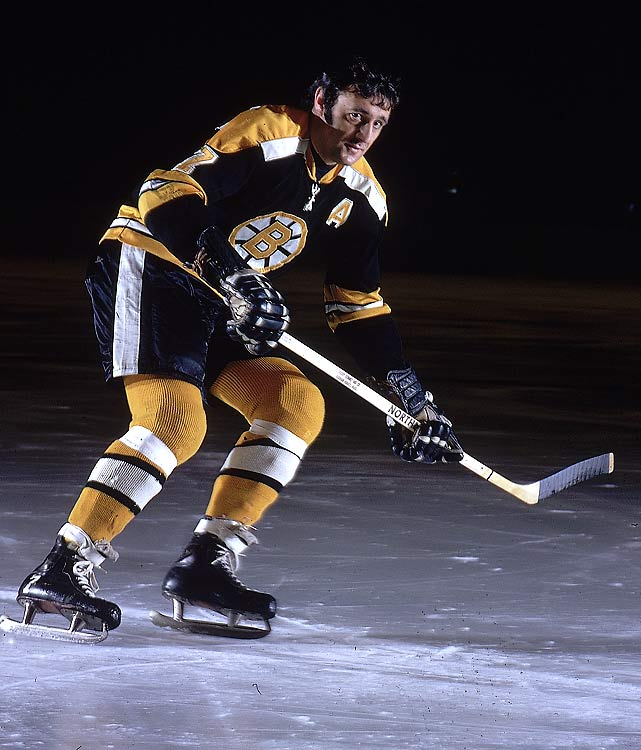 Phil Esposito, then a member of the Boston Bruins, becomes the first NHL Player to score 100 points in a season. Esposito would accomplish this feat six times during his storied career.