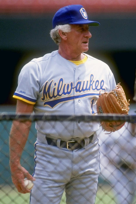 Uecker may have played for three other teams in his career, but his baseball home is Milwaukee, where he's been calling Brewers game since 1971.