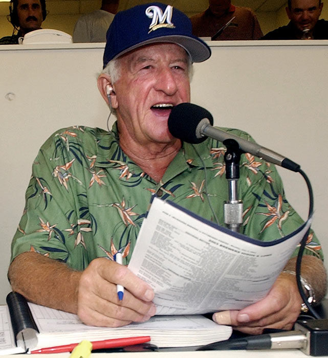 "Uecker, who is in his 55th year of professional baseball, was a favorite of late night host Johnny Carson. Uecker made over 100 appearances on The Tonight Show and earned the moniker ""Mr. Baseball"" by the talk show host."