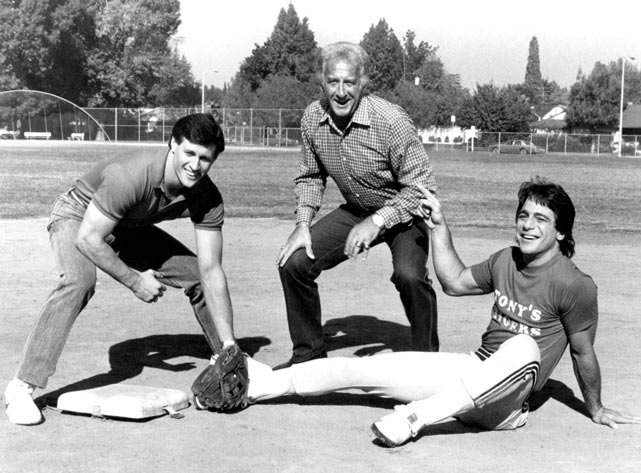 Uecker also guest starred with Steve Sax in an episode of  Who's the Boss?