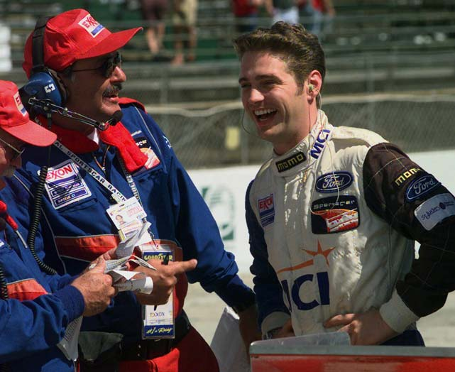 "Known for his role as Brandon Walsh on ""Beverly Hills 90210,"" Jason Priestley was once an aspiring IndyCar racer, competing in the Firestone Indy Lights Series. However, his racing career came to a sudden end when he suffered a head injury in a crash at Kentucky Speedway in 2002. Priestley went on to make a full recovery and became a team owner with Rubicon Racing and now with the FAZZT Race Team that features driver Alex Tagliani."