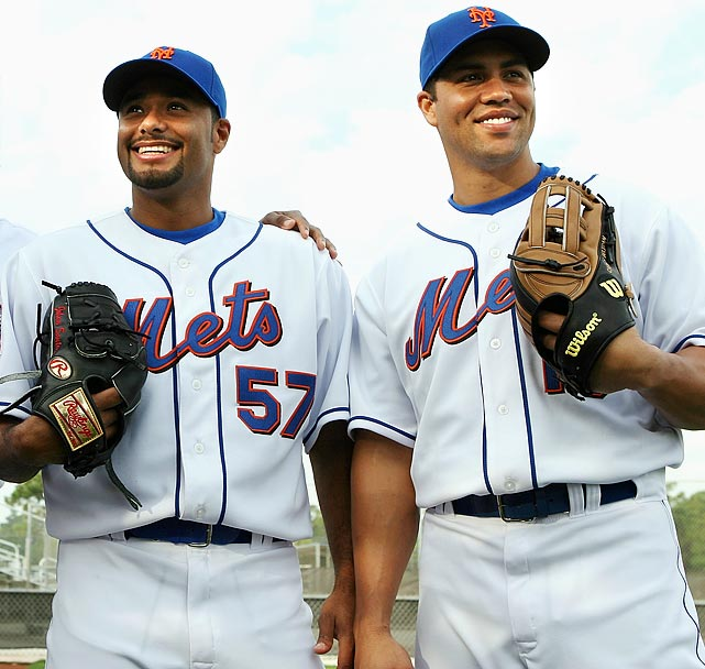 Highest salaries: Johan Santana: $20.15 million Carlos Beltran: $19.4 million