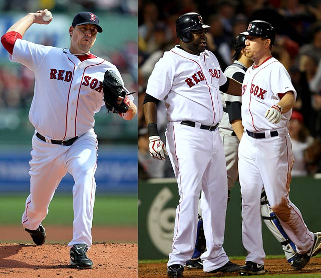 Highest salaries: John Lackey: $18.7 million  J.D. Drew: $14 million  David Ortiz: $13 million