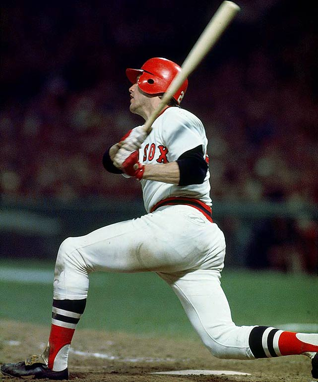 The ball stayed fair, and there would be a Game 7 thanks to Carlton Fisk's bomb off Reds lefty Pat Darcy in the bottom of the 12th of Game 6 of the World Series in '75.