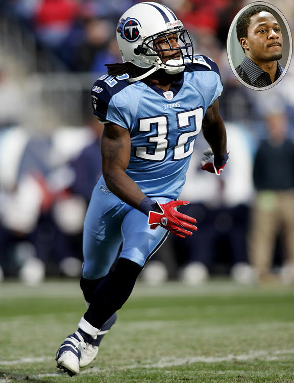 "The former Titans and Cowboys defensive back was the poster boy of Goodell's new policy, missing the entire 2007 season because of suspension involving a brawl and shooting at a Las Vegas night club, and  four games of the 2008 season following an incident with a body guard. Goodell cited a ""disturbing pattern of behavior ...clearly inconsistent with the conditions I set for your continued participation in the NFL"" before issuing the second suspension, which ultimately led to Jones' departure from the NFL."