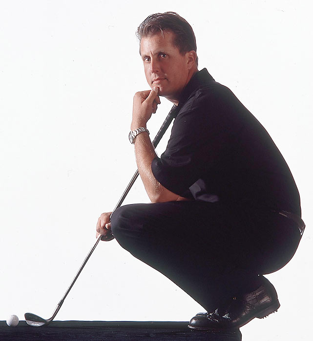 Mickelson, who has won five Majors and 51 career tournaments, learned his famous left-handed swing by watching his right-handed father swing and mirroring it.