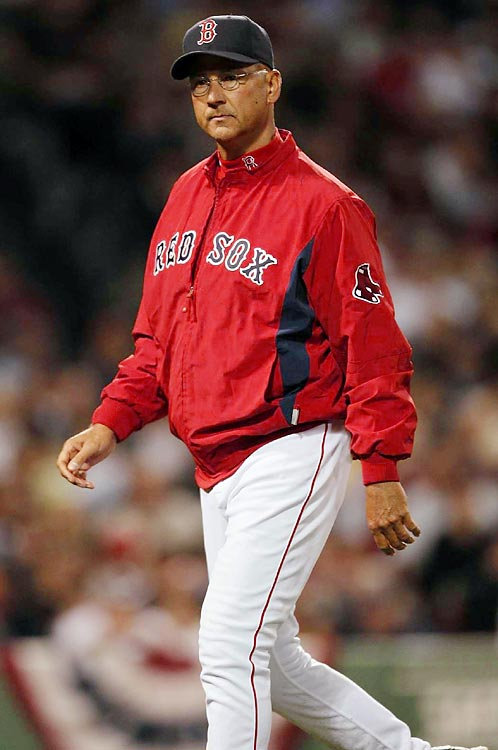 """<b><i>""""We're not doing a lot of things well right now.'' </b></i> <br><br>Boston Red Sox manager Terry Francona after getting off to a 4-9 start."""