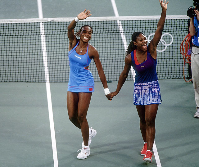 Despite their undeniable skills and stockpile of titles, the Williams sisters have been accused of slacking off when pitted against each other in competition. Venus and Serena have vehemently denied those claims.