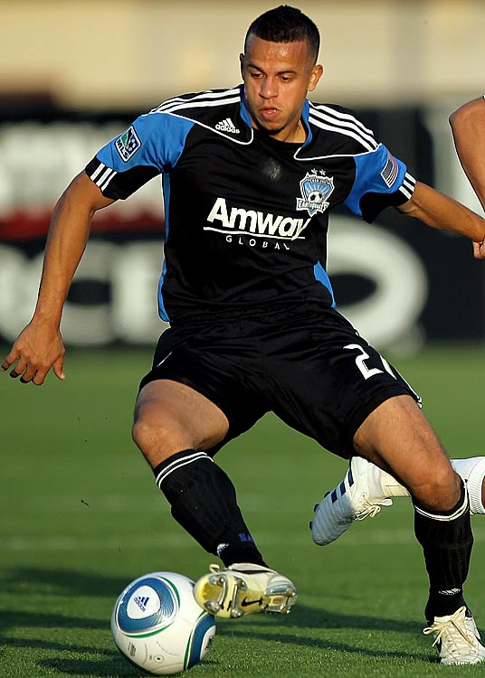 Hernandez helped solidify the Earthquakes' back line in their win against Chicago.