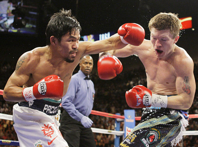 Pacquiao tasted the canvas for the first time in nearly a decadde and suffered his first knockout loss since 1999 against Marquez when he got reckless in a fight he was winning. Bob Arum wasted no time floating the possibility of a fifth fight between the two longtime rivals.