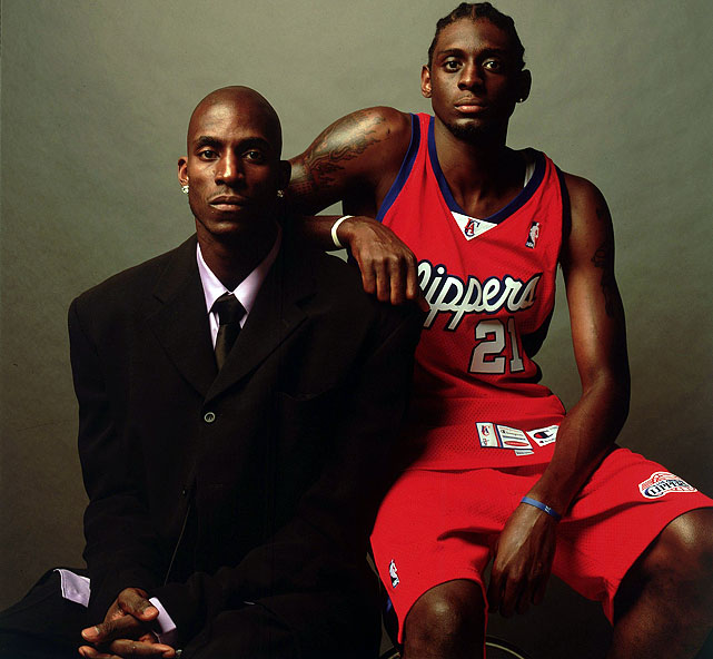 In 2000, high school star Darius Miles skipped college for the NBA and immediately drew comparisons to Garnett for their style of play. Those comparisons proved to be incorrect as Miles played nine injury-plagued seasons and is now out of the league.