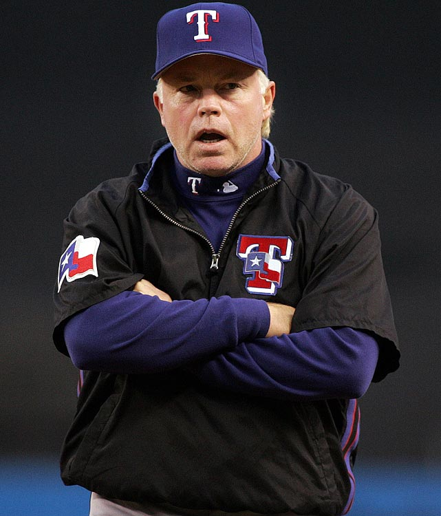 "After a controversy with then-Rangers manager Buck Showalter: ""[Showalter] never even smelled a jock in the big leagues. He didn't even know how the clubhouse looked in the big leagues when he got his first job. Those guys don't bother me. Mr. Baseball never even got a hit in Triple-A."""