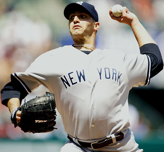 Who says old guys can't dominate? At 37, Pettitte has been almost unhittable so far this season, going 5-0 with a 1.79 ERA (good for second in the AL) through seven starts, despite battling elbow concerns.