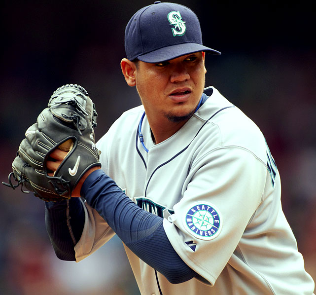 King Felix started the season hot, posting a 2-1 record with 31 strikeouts and a 2.23 ERA in the month of April. His May has been a disappointment, but last year's Cy Young-runner-up should again find his groove.