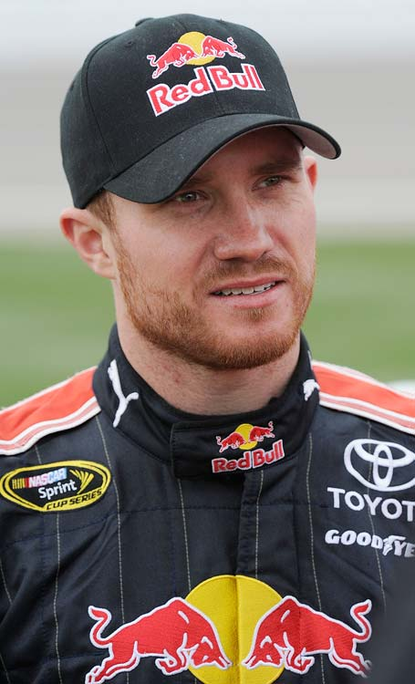 Since motoring to a win in 2009's Carfax 400 at Michigan, Brian Vickers has come up short in making it to the top of the pack. An injury wiped out most of his 2010 season, and the 27-year-old is hoping for better results going forward.