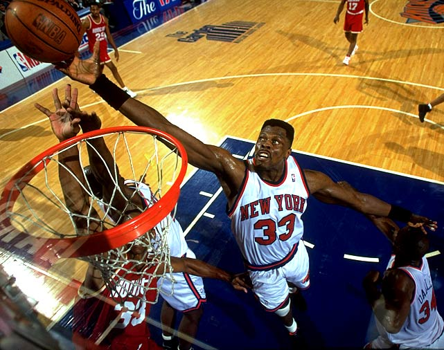 One of the NBA's great centers (career averages: 21 points, 9.8 rebounds) certainly had his chances with the Knicks, most notably in 1994 when New York lost Games 6 and 7 of the Finals at Houston.