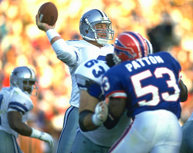 L.A. has hosted seven, but none since 1993, when MVP Troy Aikman and the Cowboys throttled the Bills 52-17 in Super Bowl XXVII. Years hosted: 1967, 1973, 1977, 1980, 1983, 1987, 1993.