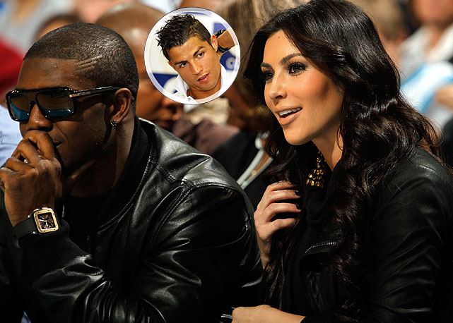 "So we kind of felt like the reconciliation between Reggie Bush and Kim Kardashian wouldn't last long. Sadly, the two have called it quits and perhaps for good this time.  Especially since, rumor has it, Kardashian has found a new man -- soccer star Cristiano Ronaldo.  The two were seen hooking up in Spain and are apparently in ""daily contact."""
