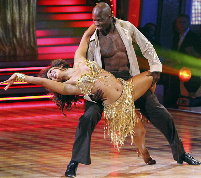 """Due to the emotional state that I'm in, I now declare this a state of the emergency situation, reality is kickin in""    Chad Ochocinco after being eliminated from Dancing with the Stars."