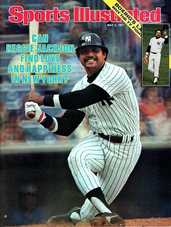 After one season with the Orioles, Jackson made headlines by signing a five-year, $2.96 million contract with the Yankees. Jackson famously butted heads with Yankees manager Billy Martin but always seemed to produce when it mattered most. In the 1977 World Series, he had his best moment as a Yankee, hitting three home runs and driving in five in Game 6 against the Dodgers. He helped the Yankees to another World Series victory in 1978 and two more postseason appearances before leaving after the 1981 season.