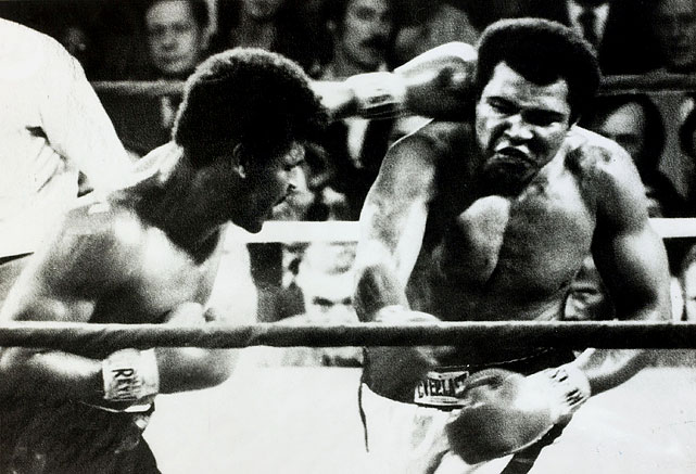 "A young Leon Spinks, coming off a gold-medal performance at the 1976 Montreal Olympics, stunned an ill-prepared Ali in their '78 bout. ""Of all the fights I lost in boxing, losing to Spinks hurt the most,"" Ali would later say."