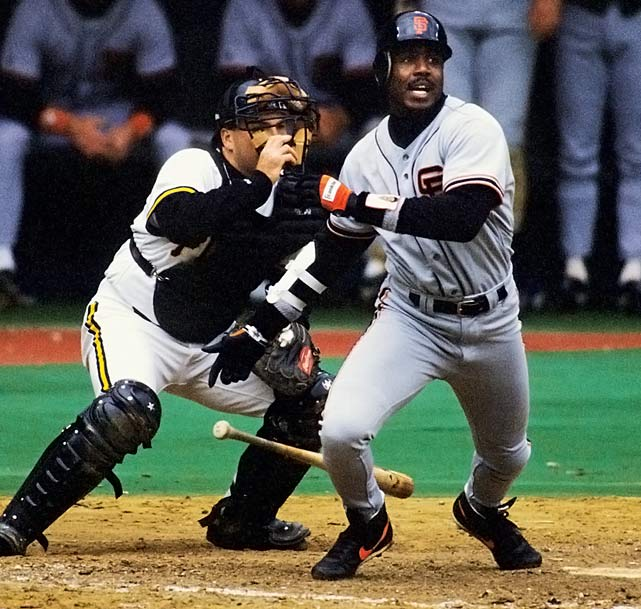 Pirates fans were among the first to embrace the concept of throwing fake money onto the field after a bad breakup with one of their former stars. Bonds left Pittsburgh after an MVP season in 1992 for a then-record contract with the Giants. The crowd booed mercilessly throughout, but Bonds didn't seem to mind: he went 2-for-4 with a double, triple and three runs scored.