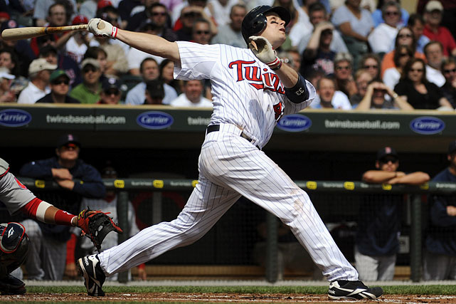 Morneau is usually overshadowed by Joe Mauer, his teammate and Minnesota's hometown hero, but the Canadian first baseman did win AL MVP honors in 2006, and his .372 average has helped the Twins to a 31-22 record (first place in the AL Central). Oh, and he also has 12 homers and 37 RBI.