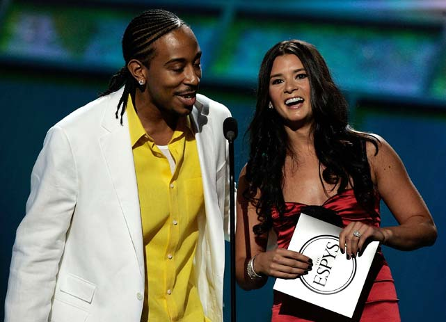 Alongside rapper Ludacris, Patrick made another trip to the ESPYs, presenting the award for Best Game in 2006.